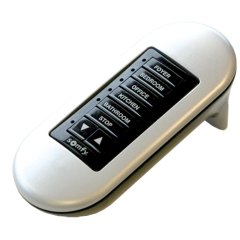 DecoFlex WireFree™ RTS Table Top Control Silver (1810972)