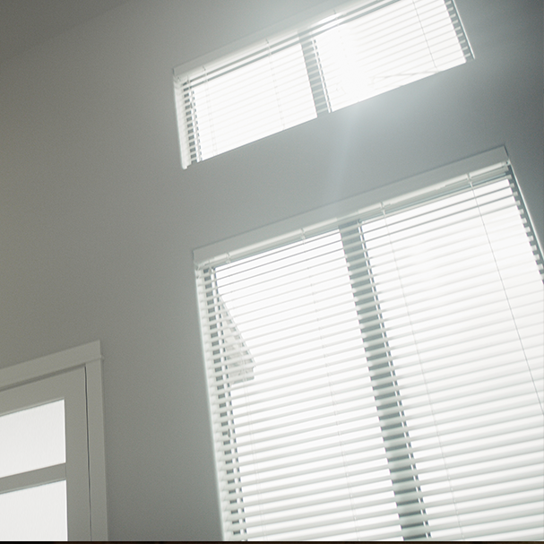 Somfy Clever helps you reach high shades